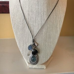 Beautiful JJill Pendant Necklace